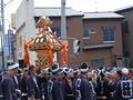 鉾田の夏祭り~神輿渡御
